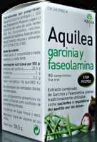Aquilea Garcinia y Faseolamina