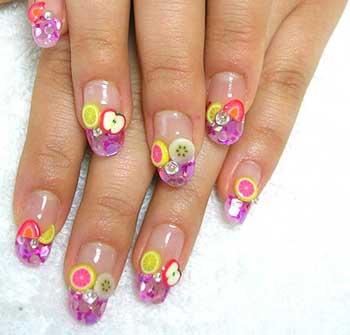 Innovadores modelos de manicure con aplicaciones | Web de ...