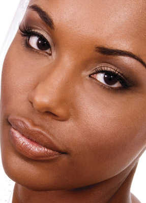 How To Apply Bridal Makeup For Black Skin : Consejos de maquillaje natural para pieles de raza negra ...