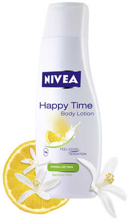 NIVEA BODY HAPPY TIME 1