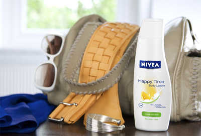 NIVEA BODY HAPPY TIME 4