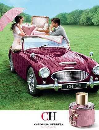 72fced4f7 Perfume de Carolina Herrera: CH Garden Party | Web de la Belleza