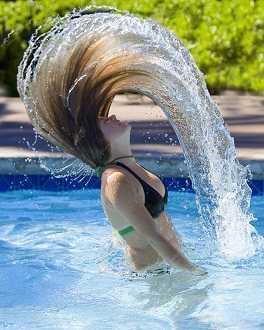 Que medios para los cabellos usar cuando los cabellos seco