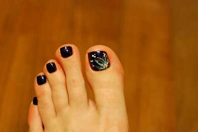 Decoración de uñas de los pies, ¡tendencias de verano! | Web de la ...