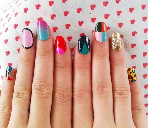 Diseños de uñas: ¡Los tres métodos que te fascinarán! | Web de la ...
