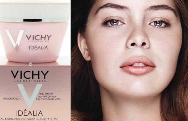 Crema Vichy, una excelente alternativa para contrarrestar las arrugas