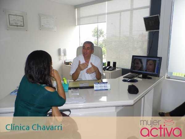 La clínica Chavarri, sin duda, está a la vanguardia en tecnología cosmética