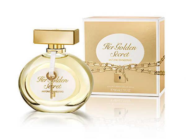 Her Golden Secret, la fragancia que estabas buscando