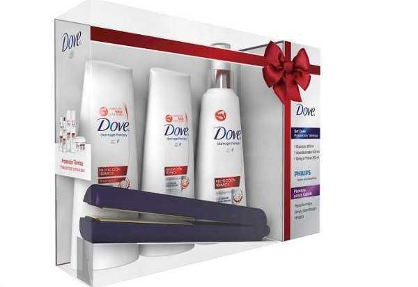 La gama de productos de Dove es ideal
